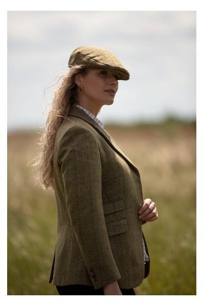 Veste femme - tweed clair