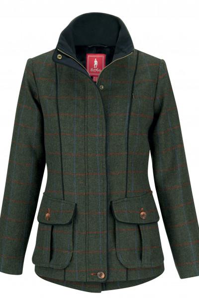 Manteau Prue femme - Tweed