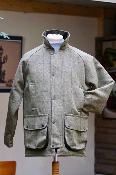 Manteau Tweed Derby