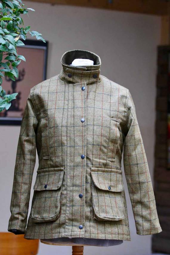 Manteau Tweed Crompton femme