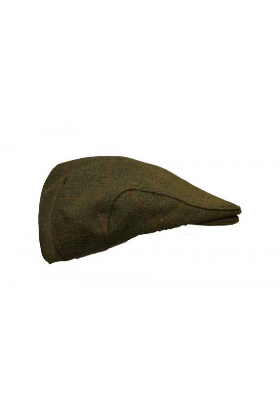 Casquette homme - Tweed foncé