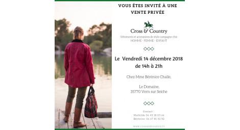 Ventes à Rennes - 14 décembre 14h à 21h