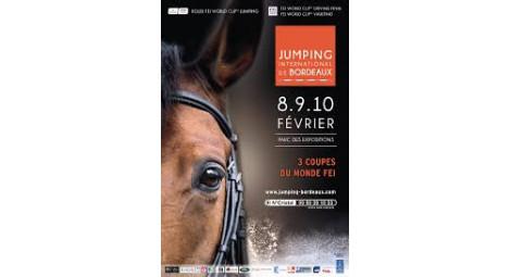JUMPING DE BORDEAUX - 7/8/9 et 10 février 2019