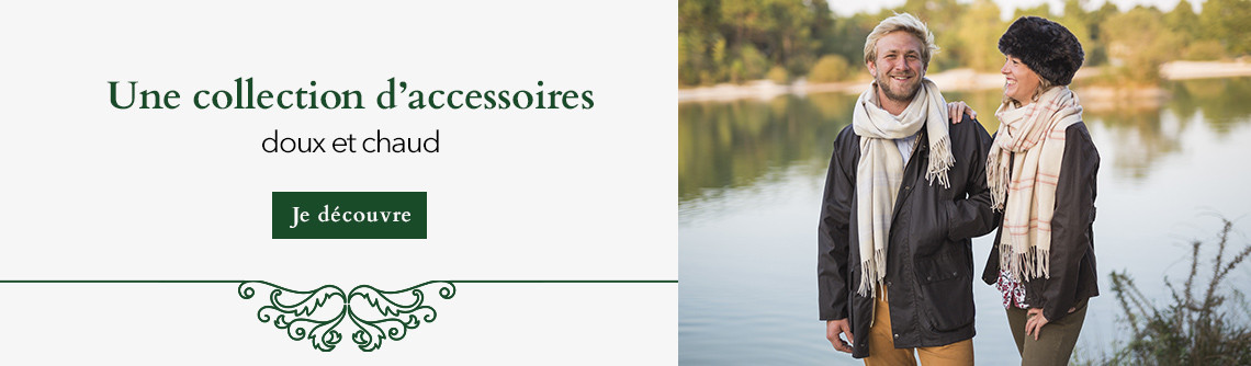 Cross and country les accessoires